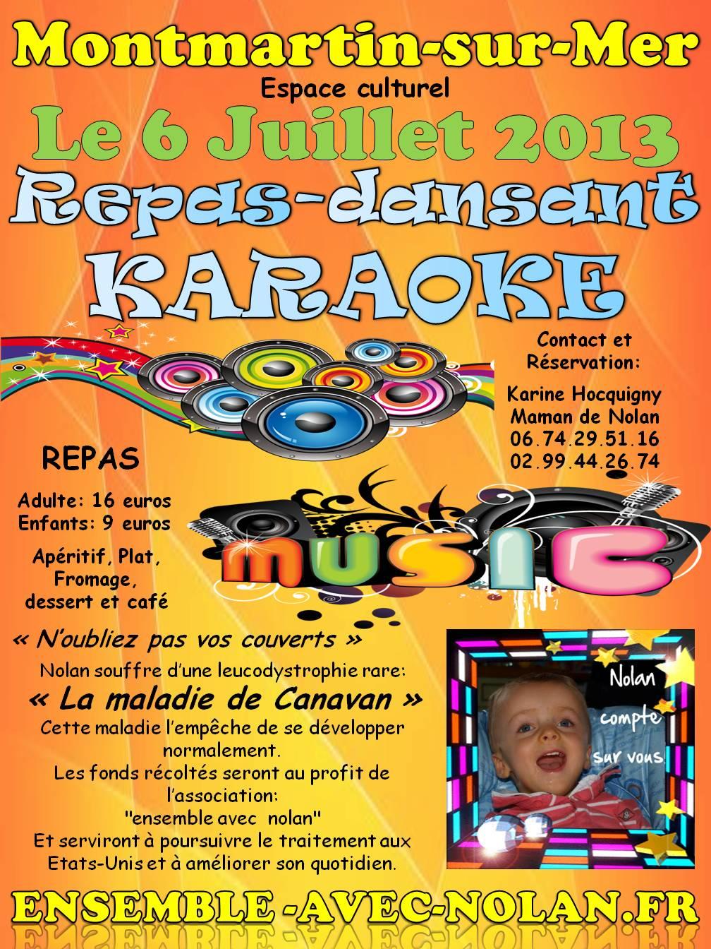 karaoke montmartin